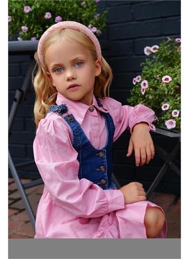 Hilal Akıncı Kids Elbise Pembe